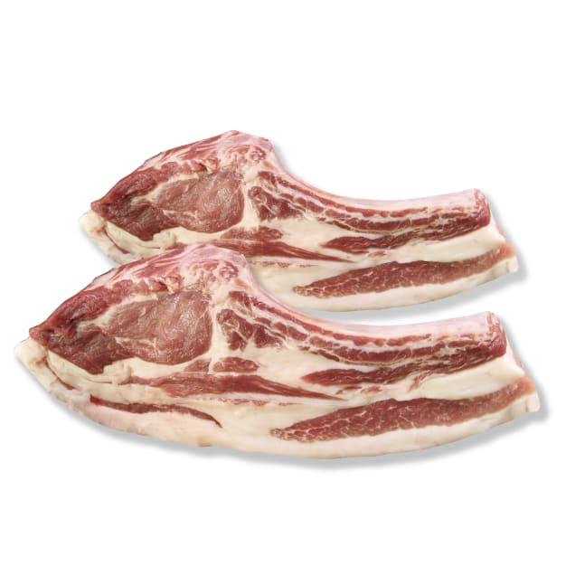 Image for Texas Iberico® Rib Chops from Pasture-Raised Pork