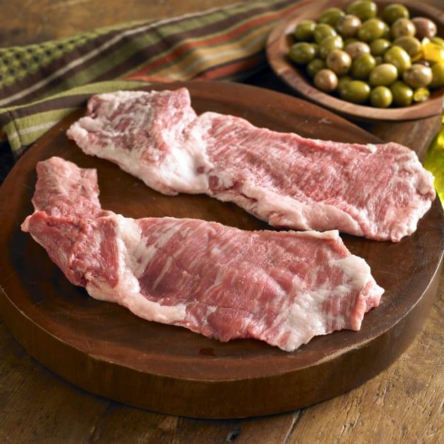 Image for Cinco Jotas Secreto Ibérico de Bellota - Pork Steak