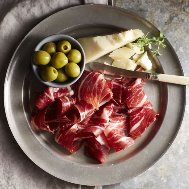 Image for Sliced Jamón Ibérico by Peregrino, Nitrate Free - 3 oz