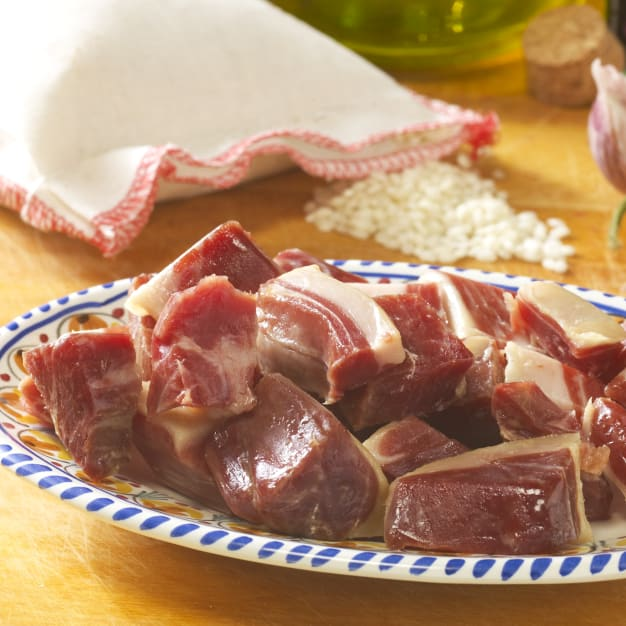 Image for 2 Packages of Serrano Ham Pieces for Cooking by Peregrino