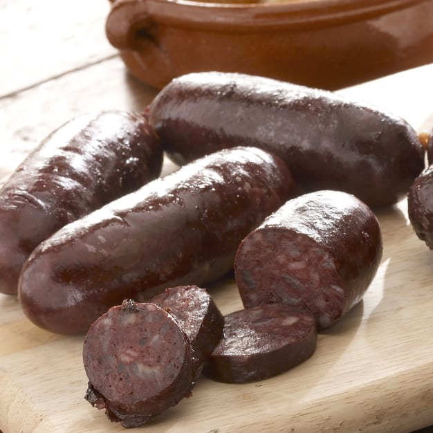 Image for Argentinian Style Morcilla Black Sausage with Onions