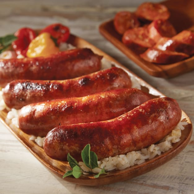 Image for Puerto Rican-Style Longaniza Cooking Sausage