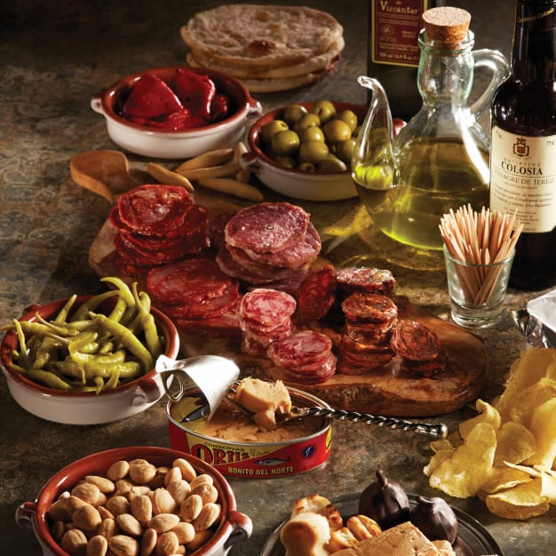Image for Discover Spain Club - 3 Months of Artisan Foods - Ships Free!