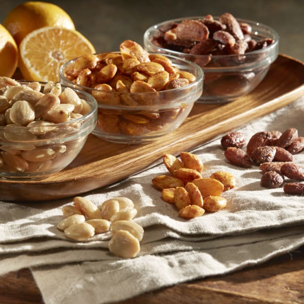 Image for Trio of Gourmet Almonds by Peregrino