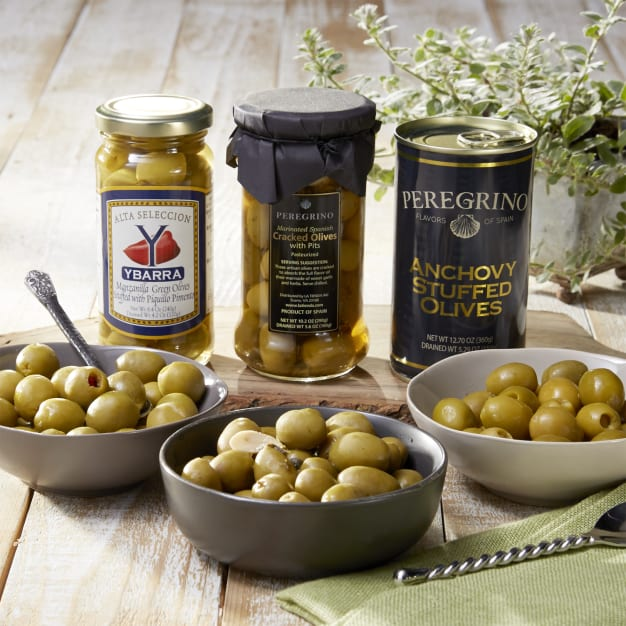 Image for Gourmet Olive Trio