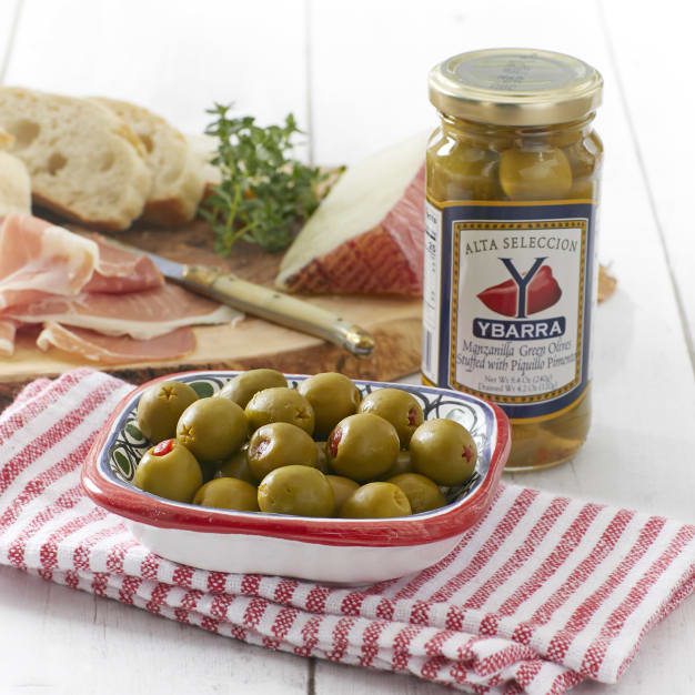 Image for Piquillo Pepper Stuffed Manzanilla Olives