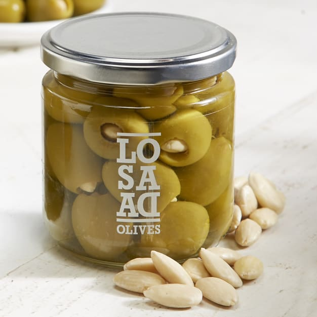 Image for Gordal Olives Stuffed with Whole Almonds