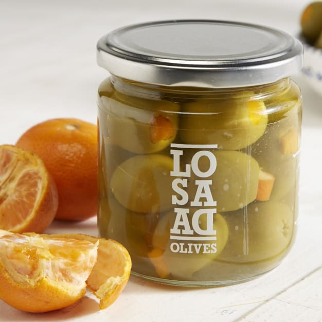 Image for Gordal Olives Stuffed with Seville Orange
