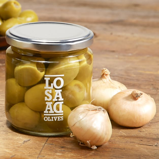 Image for Gordal Olives Stuffed with Cocktail Onions