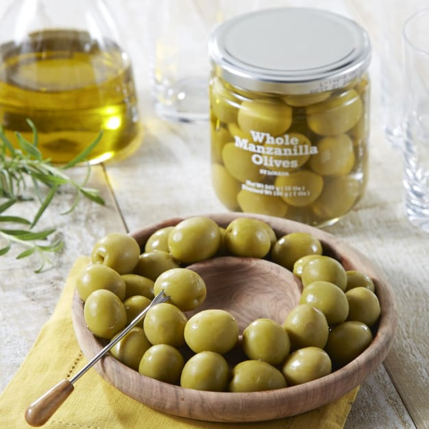 Image for Manzanilla Olives with Pits