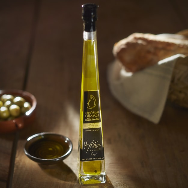 Image for Black Truffle Infused Extra Virgin Olive Oil