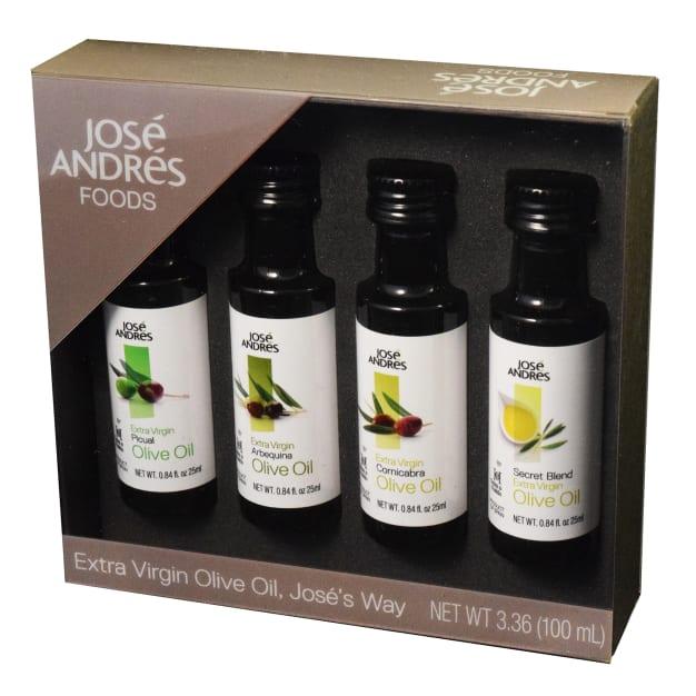 Image for Extra Virgin Olive Oil Tasting Kit by José Andrés Foods