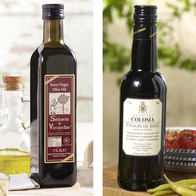 Image for Señorío Olive Oil & Colosia Sherry Vinegar Combo