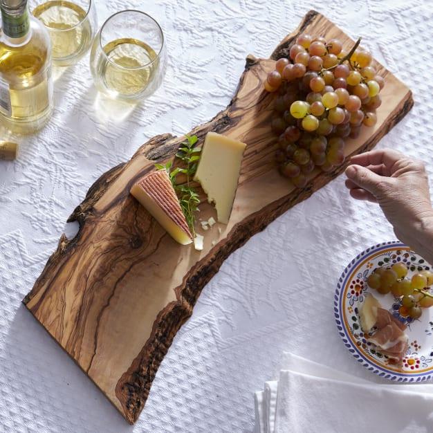 Image for Olive Wood Tasting Board from Córdoba