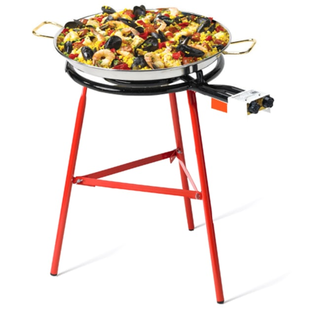 Image for XL Paella Burner with Three Rings - For Pans Up to 36 Inches