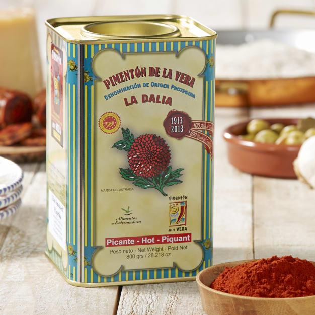 Image for Hot Smoked Paprika by La Dalia (Extra Large Tin)