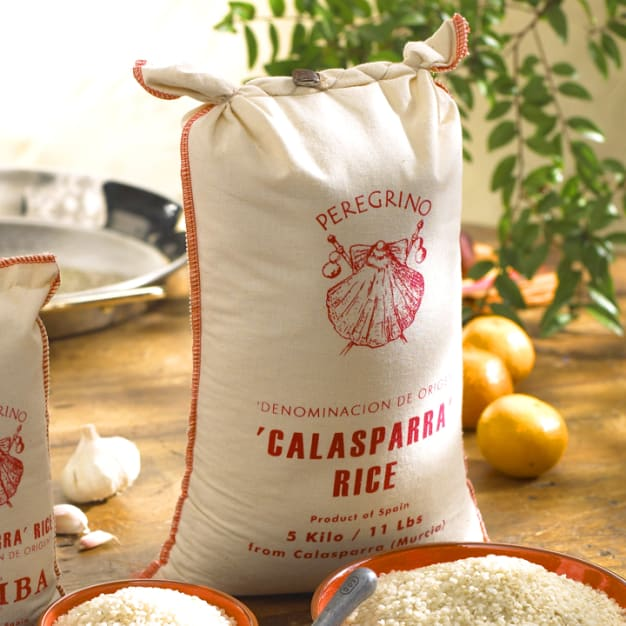 Image for XL Calasparra Paella Rice by Peregrino - 11 lbs