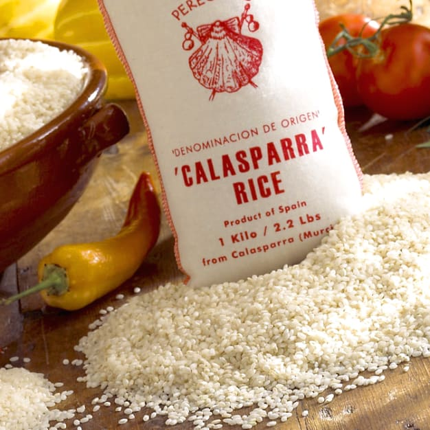 Image for Calasparra Paella Rice by Peregrino