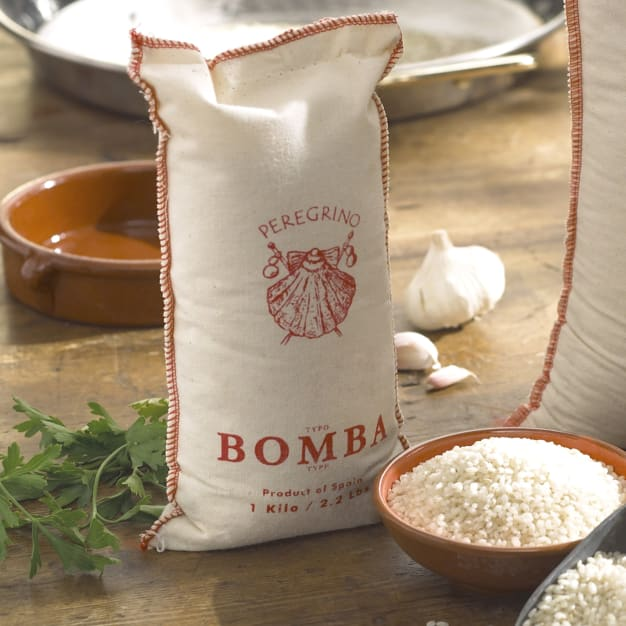 Image for Bomba Paella Rice by Peregrino