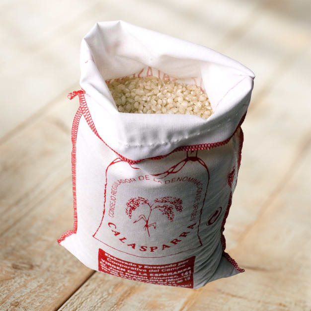 Image for XL Calasparra Paella Rice by Mitica - 11 lbs