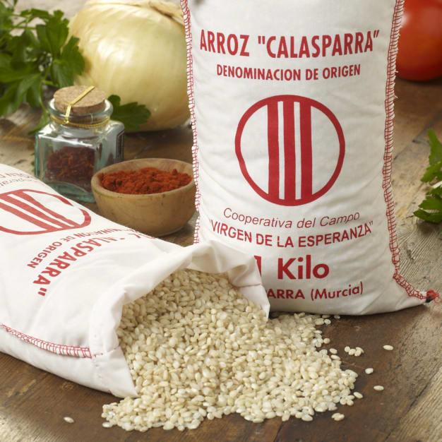 Image for Semi Brown Calasparra Paella Rice