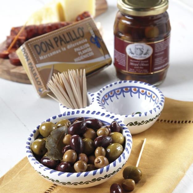 Image for Olive Serving Set