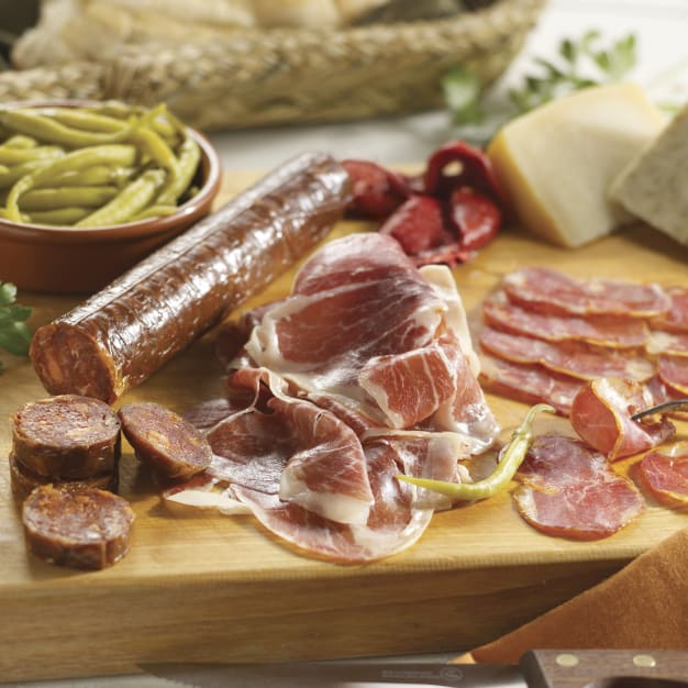 Image for Ibérico Cured Meats Sampler
