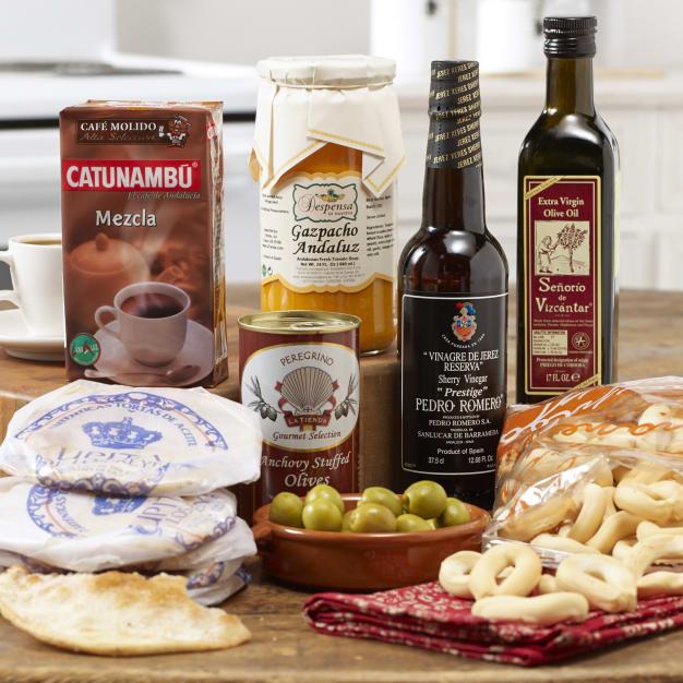 Image for Flavors of Andalucía Sampler