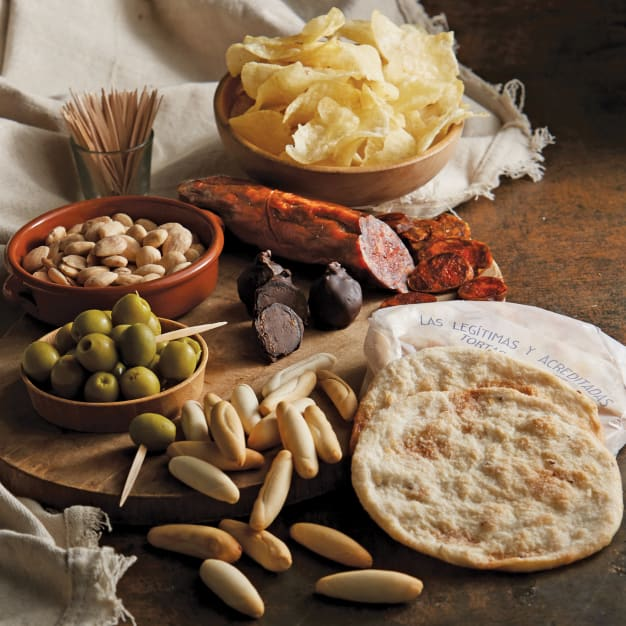 Image for A Taste of Spain Care Package