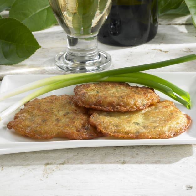 Image for 2 Packages of Tortillitas de Camarones - Crispy Shrimp Pancakes