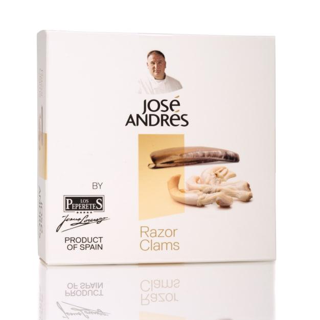 Image for Razor Clams by José Andrés Foods