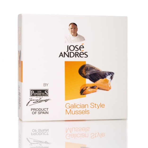 Image for Galician Style Mussels by José Andrés Foods