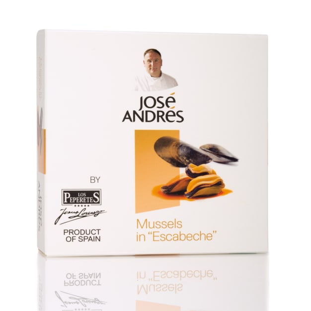 Image for Mussels in Escabeche Sauce by José Andrés Foods