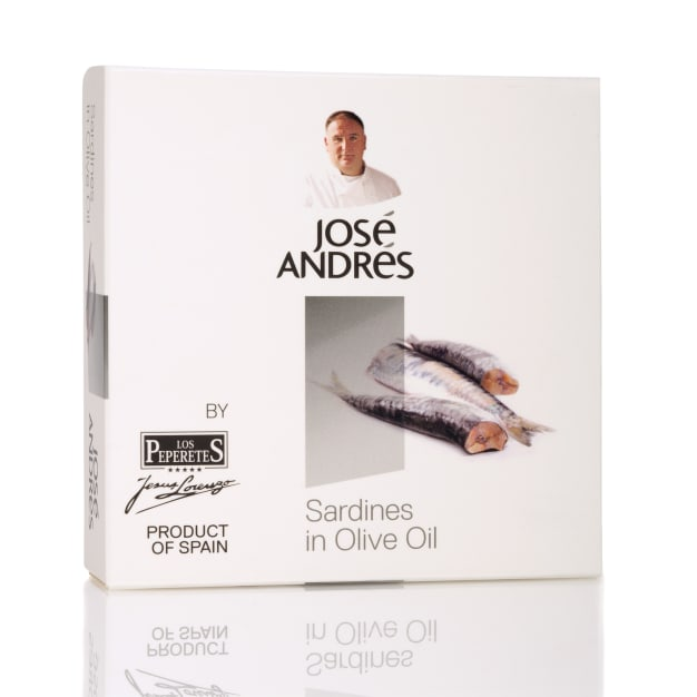 Image for Sardines in Olive Oil by José Andrés Foods