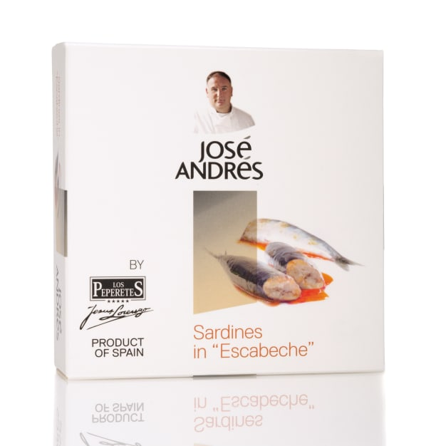 Image for Sardines in Escabeche Sauce by José Andrés Foods