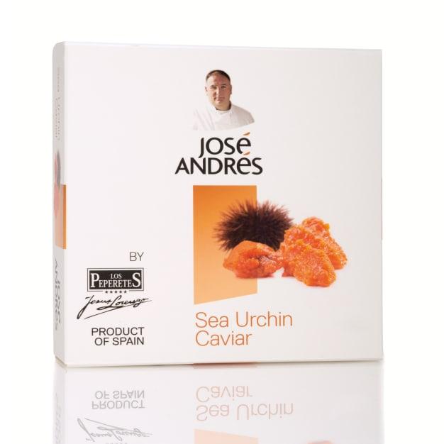 Image for Sea Urchin Caviar by José Andrés Foods