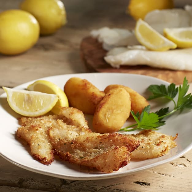 Image for Bacalao (Salt Cod) Cooking Pieces - Desalted