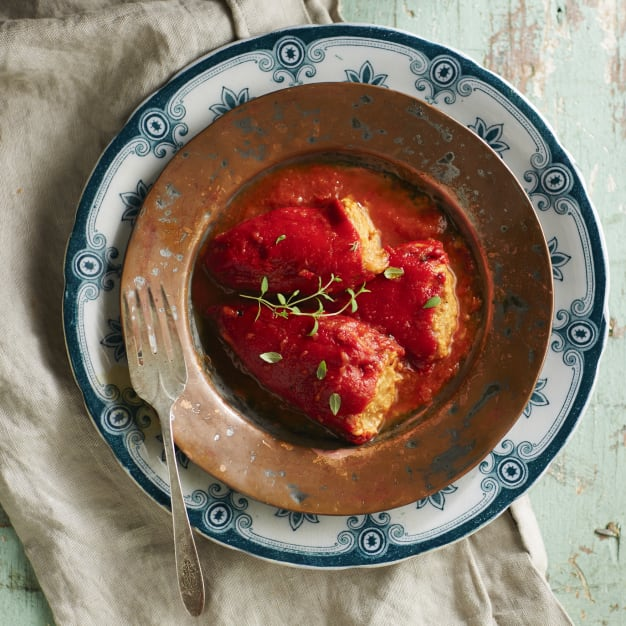 Image for Piquillo Peppers Stuffed with Bonito del Norte Tuna