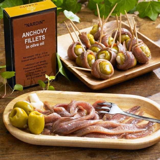 Image for Anchovy Fillets by Nardin