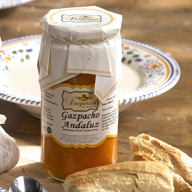 Image for Gazpacho Andaluz - All Natural