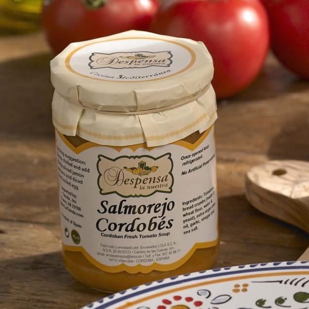 Image for Salmorejo - Cordoba-style Thick Gazpacho