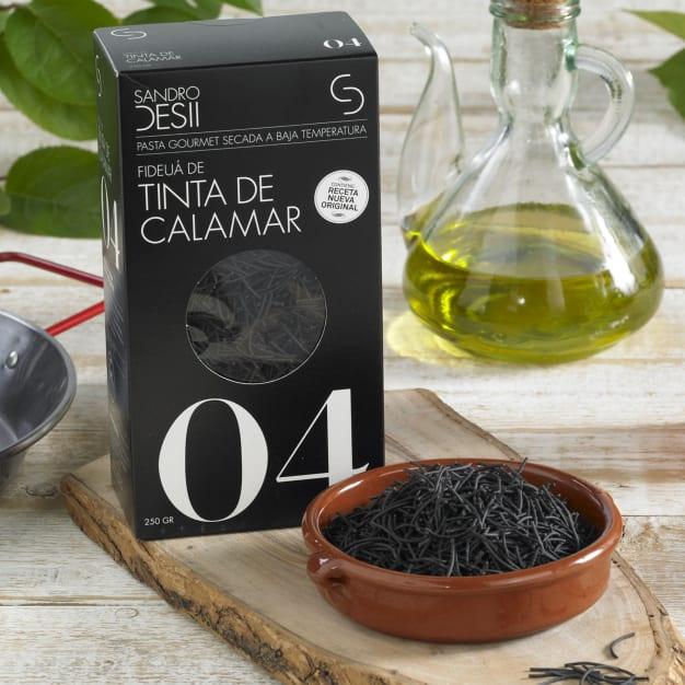 Image for Fideuá de Tinta de Calamar - Black Fideo Pasta