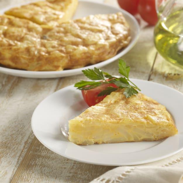 Image for Tortilla Española Potato Omelet by Peregrino