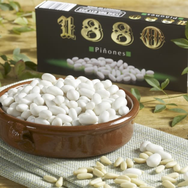 Image for 2 Boxes of 1880 Piñones Pine Nut Treats