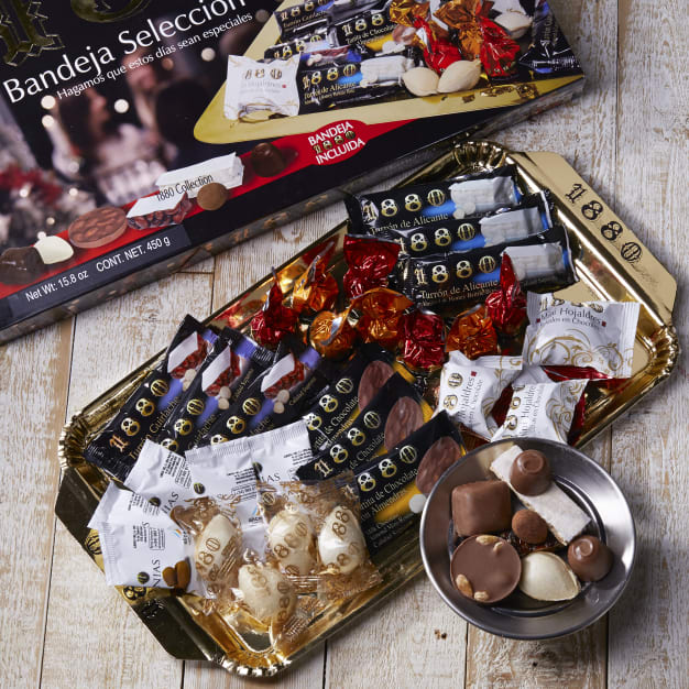 Image for Turrón Gift Sampler by 1880 - Paquete Regalo