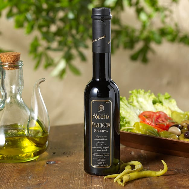 Image for Reserva Sherry Vinegar by Gutierrez Colosia
