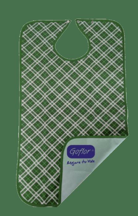 Babero estampado reutilizable Luxe