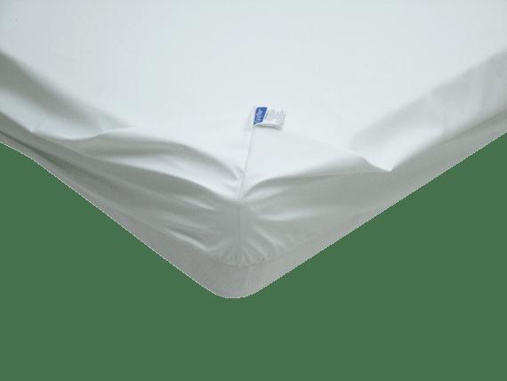 Protector colchón ANTIVIRAL blanco Silvertex PU