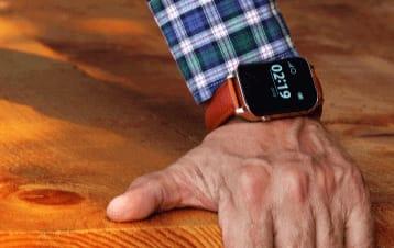 reloj digital con GPS neiki