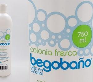 Colonia fresca Begobaño